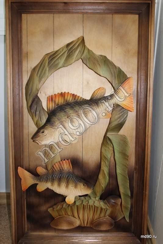 деревянные картины: